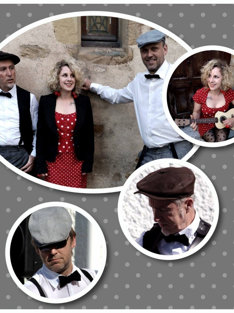 SPECTACLE : SWING EN BULLES